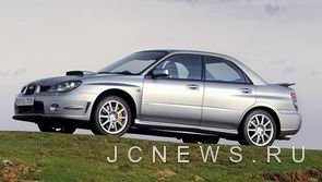 "Subaru Impreza WRX STI ""D"""