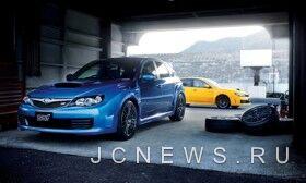 Автомобиль Subaru Impreza WRX STI Spec C