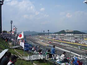 Трек в Мотеги – место проведения Гран-при Японии