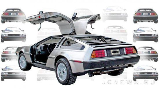 Настоящий DeLorean продадут за 400 000 долларов