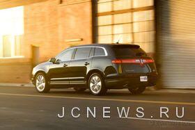 Автомобиль Lincoln MKT