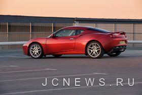 Автомобиль Lotus Evora