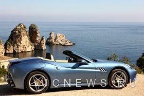 Автомобиль Ferrari California