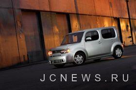 Автомобиль Nissan Cube