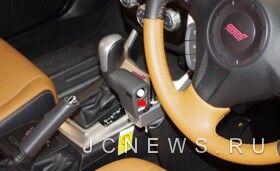 Subaru представляет Impreza WRX с ручным управлением