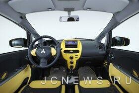 Тюнинг автомобиля Mitsubishi i-MiEV от Rinspeed