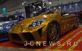 Автомобиль Mitsubishi Eclipse Spider от Paint Star