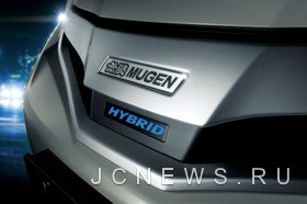 Тюнинг автомобиля Honda Fit Shuttle от Mugen