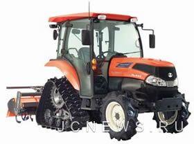 Трактор Kubota Zero Kingwel