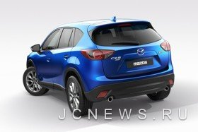 Автомобиль Mazda CX-5
