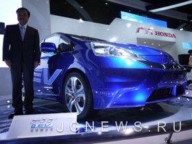 Honda сократит выпуск автомобилей в Японии более чем наполовину