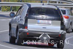 Автомобиль Honda CR-V