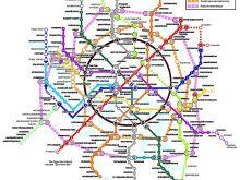 В Москве открыли две новых станции метро
