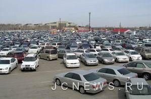 Рынки подержанных японских авто