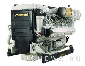 Yanmar 8SY-STP