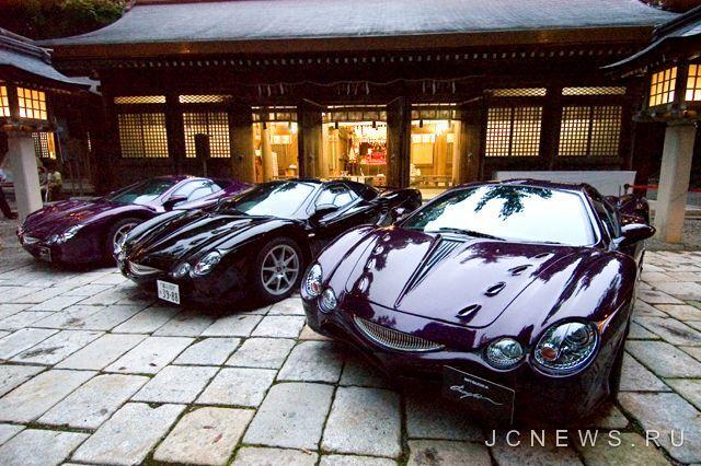 Автомобиль Mitsuoka Orichi