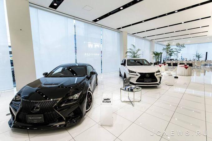 Artisan Spirits выпустил комплект обвесов для Lexus RC F