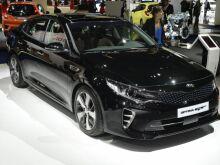 Kia подтвердила три новых версии Optima