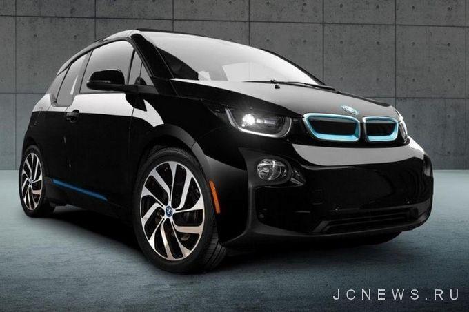 BMW увеличил диапазон хода i3