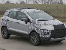 Ford обновил EcoSport
