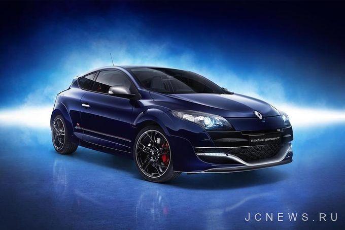 Новый Renault Megane RS получит уменьшенный двигатель и новую коробку передач