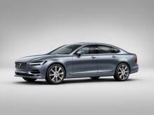 Volvo срывает покровы тайны с S90 на автосалоне в Детройте