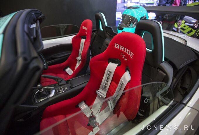 GReddy выпустил версию тюнинга для Mazda MX-5