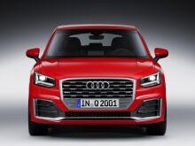 Audi Q2 показали в Женеве