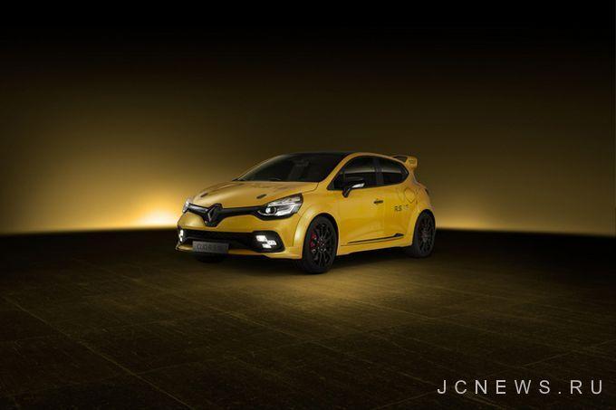 Высокопроизводительная версия Renault Clio может попасть в производство