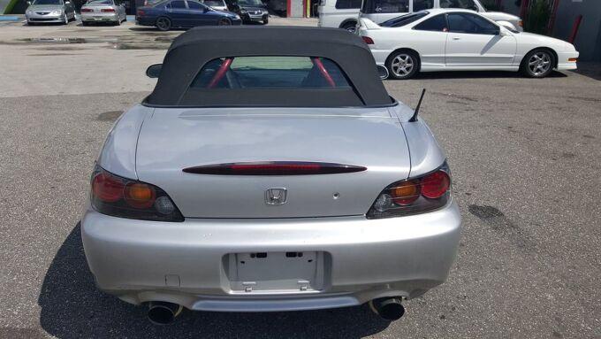На eBay продают 600-сильную Honda S2000