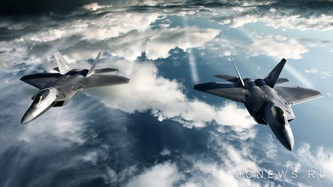 Американские истребители получат датчики гипоксии