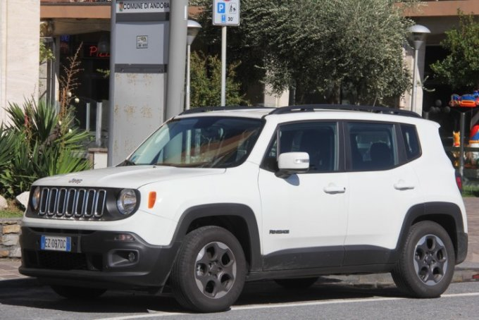 Jeep Renegade: склонный к экстриму