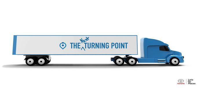Toyota внесла немного конкретики в свой проект развития водородной спецтехники