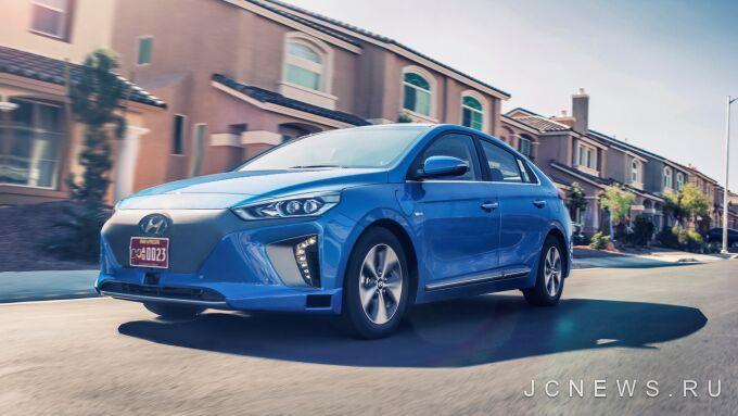 Hyundai Ioniq станет автономным
