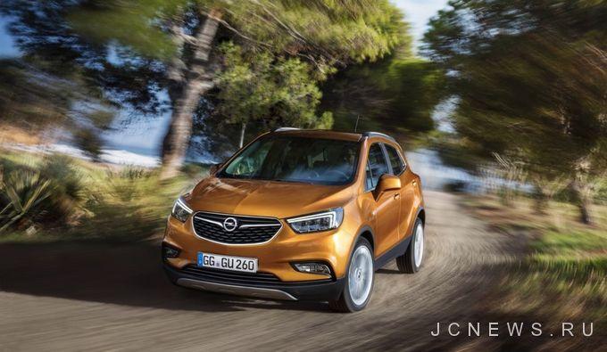 Opel пообещал новые поколения Adam, Corsa и Mokka X к 2019 году