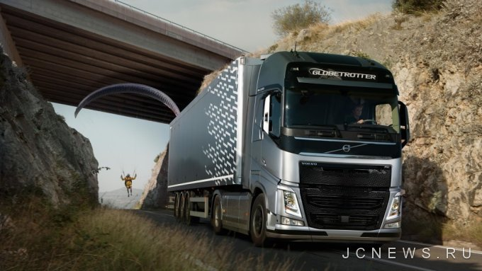 Volvo Trucks подготовил новый адреналиновый видеоролик