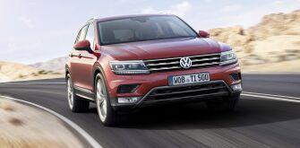 EuroNCAP признал Volkswagen Tiguan, Toyota Prius и Hyundai Ioniq лучшими в своем классе