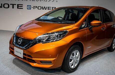 Прорыв года: Nissan Note стал самым популярным авто в Японии