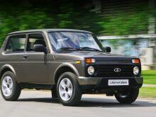 Новое поколение Lada Niva покажут через год