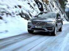 Volvo объявляет отзыв трех моделей