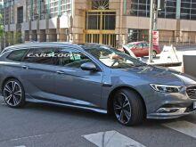 Opel показал Insignia Sport Tourer перед дебютом