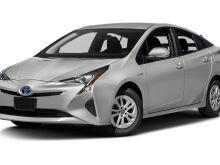 Китайцы не любят Toyota Prius