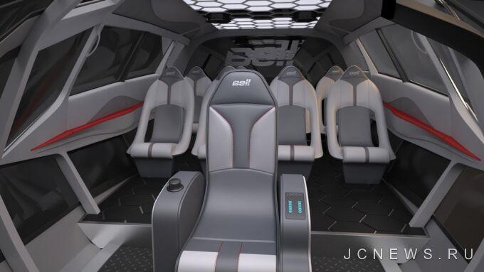 Bell представил концепт вертолета будущего