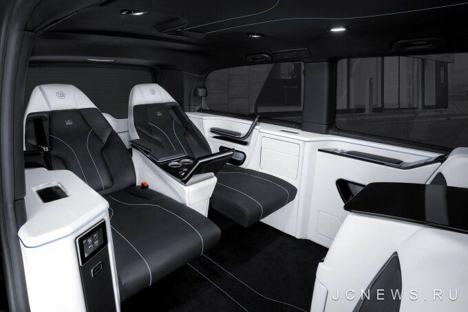 Brabus настроил Mercedes-Benz V-Class