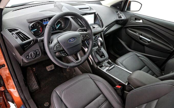 Обновленный Ford Kuga: до чего не дошли руки