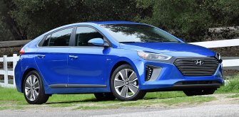 Toyota снижает цены на Prius благодаря Hyundai Ioniq