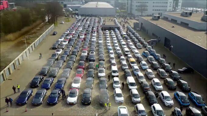 Установлен новый мировой рекорд по электромобилям