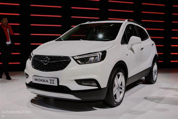 Opel предложит преемника Mokka X через 2 года
