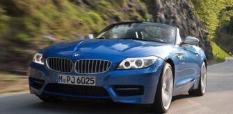 BMW не будет использовать название Z5 для нового родстера
