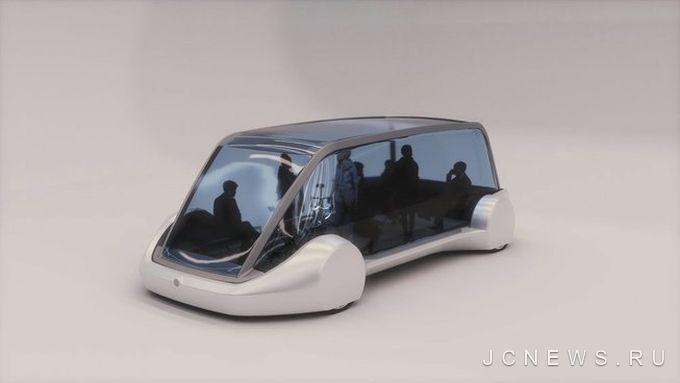 Boring Company будет запускать пассажиров по тоннелю на скорости до 965 км/ч